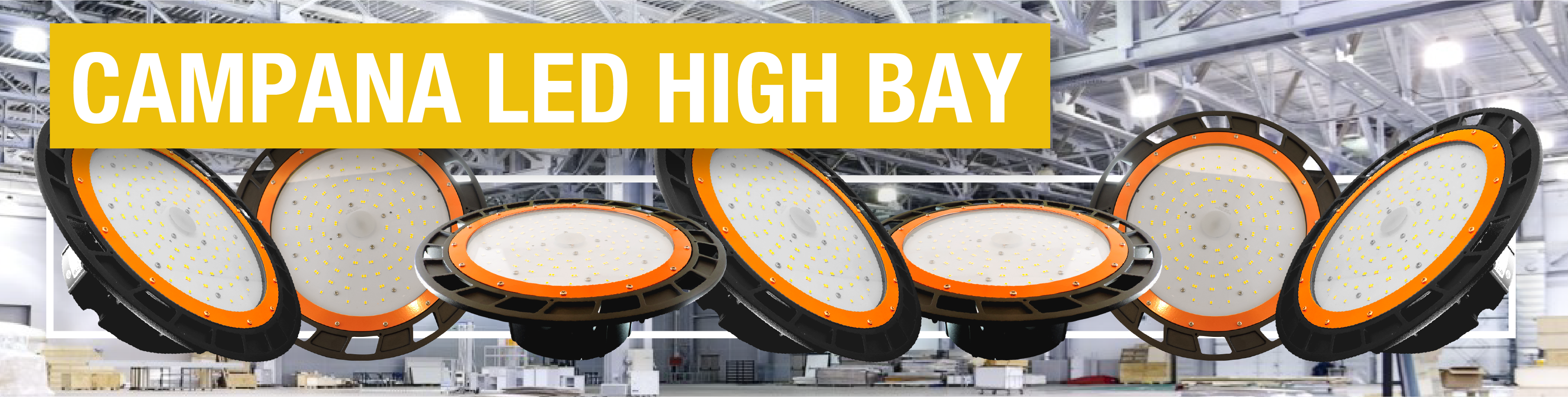 Campanas LED HighBay